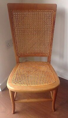 Vintage Bergere Style Chair
