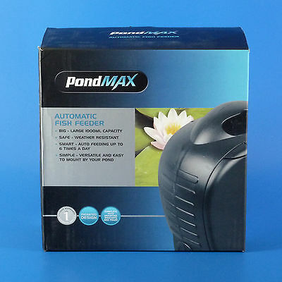 Pondmax Automatic Fish Feeder