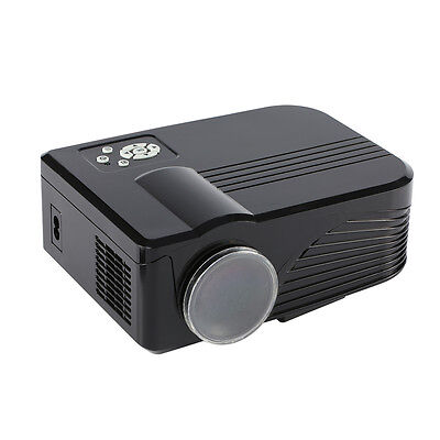 X9 Multimedia LED Video Projector Support 1080P HD Video For Home Cinema