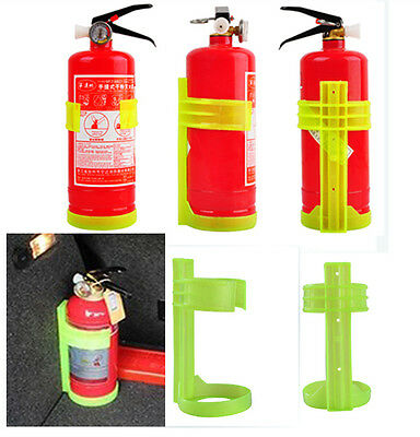 1Kg Size Fire Extinguisher Bracket For Vehicle/wall Mount Free Shipping