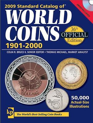 Standard Catalog Of World Coin 1901-2000(36th)