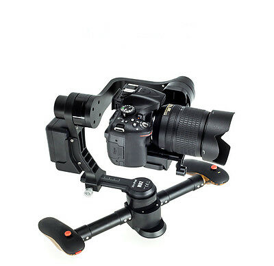 WenPod MD2 3-Axle Handhled Gimbal Auto Calibration DSLR camera stabilizer