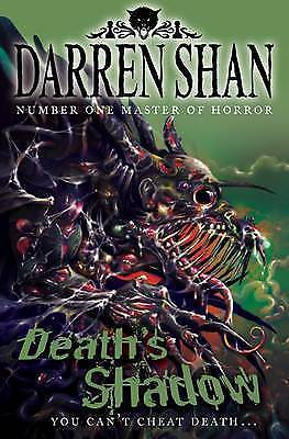 NEW the DEMONATA (7) DEATH'S SHADOW - DARREN SHAN paperback