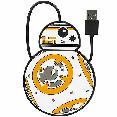 USB Cup Mug Warmer Star Wars BB8 Coaster Heater Pad
