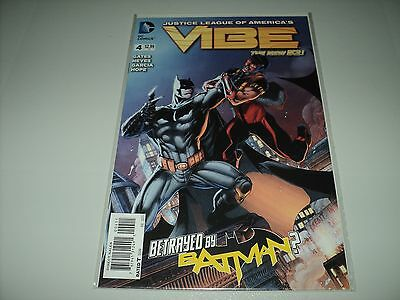 Vibe Issue 4 New 52