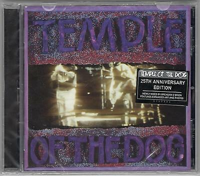 Temple Of The Dog 25Th Anniversary Edition Sealed Cd New