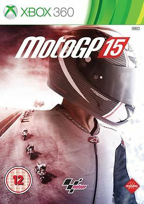 Motogp 15 Xbox 360 Game - Brand New And Sealed