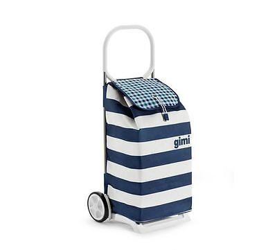 Shopping Bag Trolley Wheeled Strong Large Capacity Weight Durable Pull Hoppa
