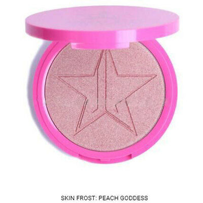 Face Star Skin Frost Highlighter Powder Palette 8 Shades Christmas Gift