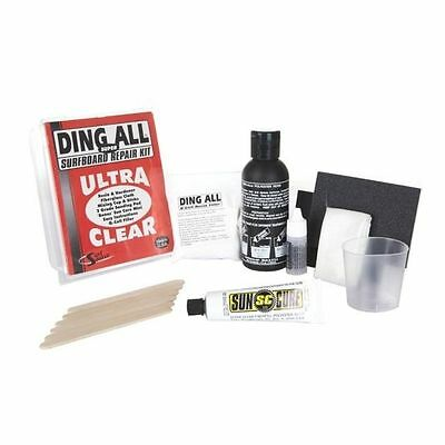 Ding All Super Surfboard Repair Kit Extra Large NEW