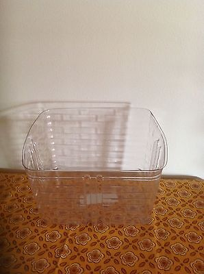 Longaberger TV Time Basket Protector