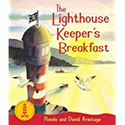 The Lighthouse Keeper's Breakfast, New, Ronda Armitage Book