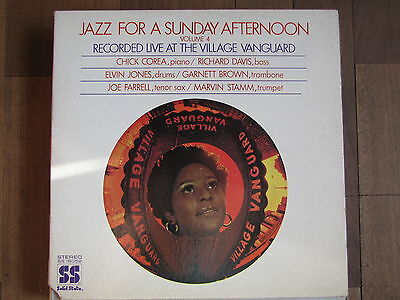 "Lp - Jazz For A Sunday Afternoon Volume 4 ""topzustand!"""