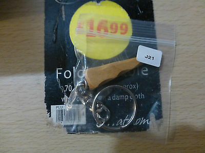 Buffy The Vampire Slayer wooden key ring stake