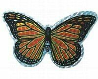 FBAS-GDCRFBACC52068-Clark Collection CC52068 Small Orange Butterfly