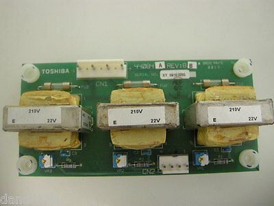 Toshiba 44084 A Rev B Circuit Board From Ups Uninterruptible Power System