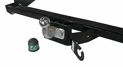 Fixed Swan Neck Towbar 7p Kit for Renault Scenic IV MPV 5 Seats 16 on 31109/_H3