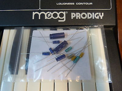 Moog Prodigy full recapping kit