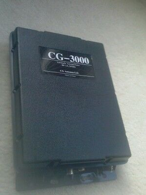 CG - 3000 Automatic Antenna Tuner, 1.8 to 30 MHz, fast tuning