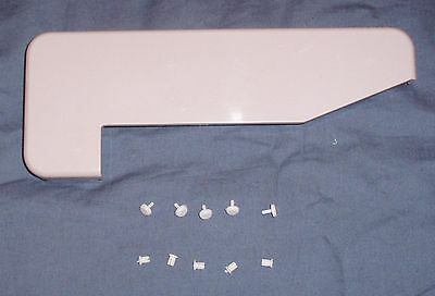 Brother KH260 knitting machine Case Upper Pink side plate - Right 413485002