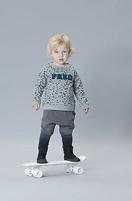 Fred Bare Boys Baby Sloppy Joe Top With Applique