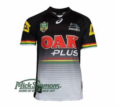 Penrith Panthers 2017 Home Jersey by Asics