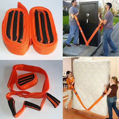 Forearm Forklift Lifting And Moving Straps 2 In 1