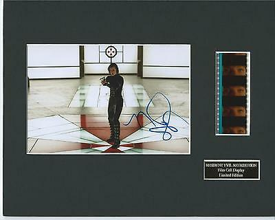 Resident Evil 5 Film Cell Display Limited Edition