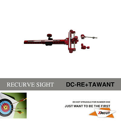 Decut Archery Recurve Sight Dc-Re+Tawant Original Price 61.99
