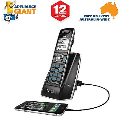 Uniden XDECT8315 Single Handset Digital Cordless Phone System Bluetooth - NEW