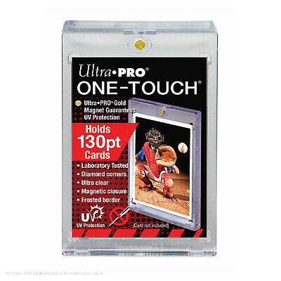 Ultra Pro Specialty Series 130pt Magnetic One Touch Card Protector - 3.1mm