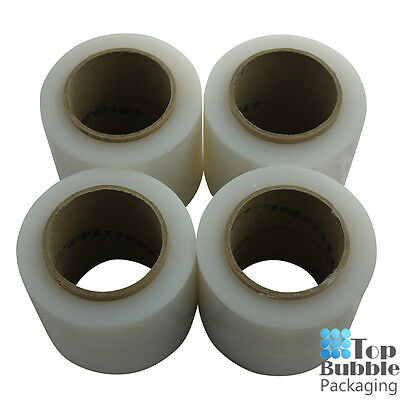 20um Clear Bundling Film 100mm x 300m 20 Rolls SYDNEY FREE SHIPPING 1 Box Shrink