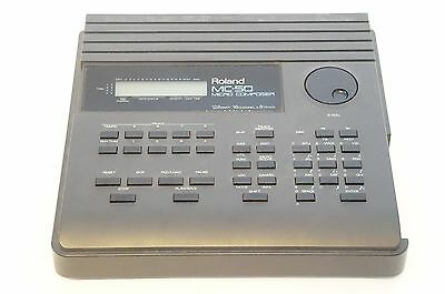 Roland MC-50 Micro Composer MIDI Sequencer MC50 World Ship