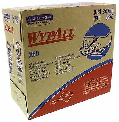 10 X BOXES Kimberly-Clark-Professional-Wypall-X60