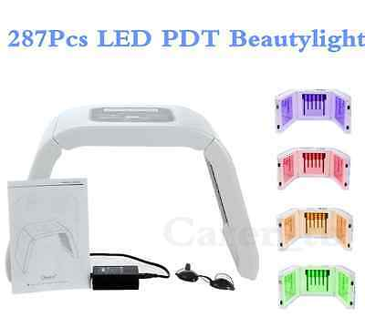 PDT LED Light Photodynamic Skin Care Rejuvenation Photon For Facial Body Therapy