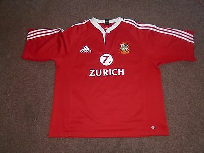British Lions Rugby Shirt  (New Zealand 2005)  Size 2Xl