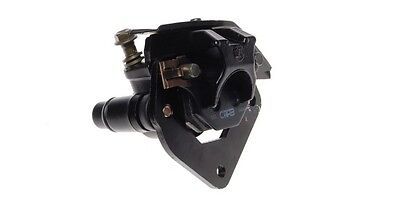 SUZUKI GN 125 GS125 FRONT BRAKE CALIPER NEW WITH BRAKE PADS Gn125