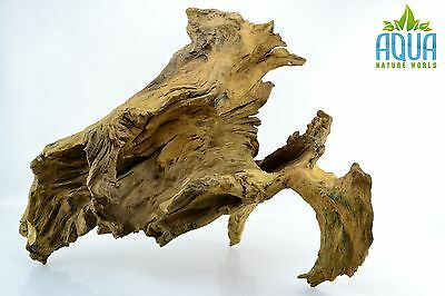 (A-5592)  Oak Bogwood Aquarium Wood (Red moor) Size XL