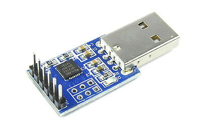 LC Technology CP2102 Adapter Module LC-TTL UART RS-232 Serial Flux Workshop