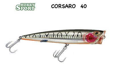 CORSARO POPPER ARTIFICIALE SALTWATER -  40 GR col. BST 140mm RAPTURE TRABUCCO