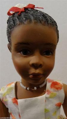 Special Gotz Doll Eliza By Ulrike Hutt Look Beautiful Doll Of Color