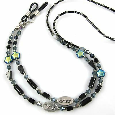Star Eyeglass Glasses Sunglasses Spectacles Necklace Chain Eyewear Holder Cords