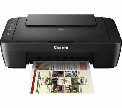 CANON PIXMA MG3050 All-in-One Wireless Inkjet Printer Black