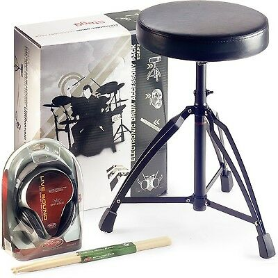Electronic Drum Accessory Pack 2