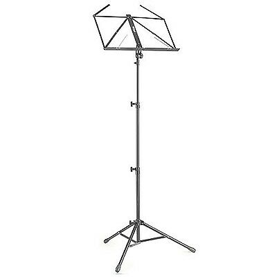 Stagg MUS-A4BK Foldable Music Stand - Black