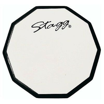 Stagg Practice Drum Pad - TD-06.2
