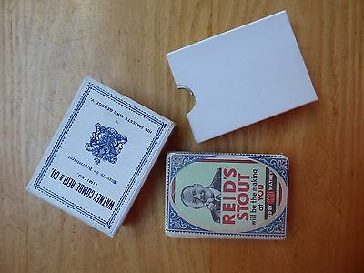 Vintage Playing Cards, King George V c1930's Reids Stout, Watney Combe Reid