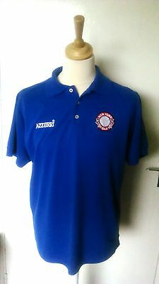 New York GAA Gaelic Football Polo Shirt (Adult Medium)