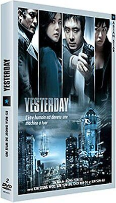 Yesterday - Édition 2 DVD (VOST) Kim Seung-woo - NEUF - VERSION FRANÇAISE