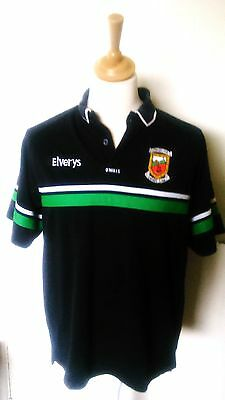County Mayo GAA (Ireland) O'Neills Gaelic Football Polo Shirt (Adult Medium)